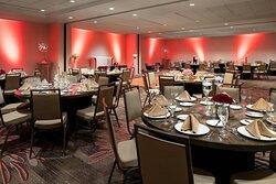 Lake Mead - Wedding Reception Setup
