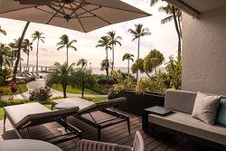 Ocean View Sundeck Guest Room