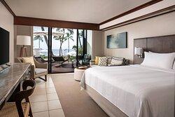 King Ocean View Sundeck Guest Room