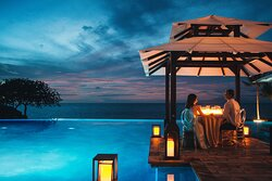 Private Cabana Dining