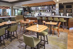 The Bistro – Seating Area