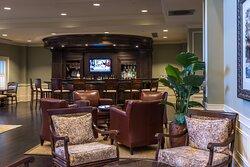 Lobby Lounge - Bar Area