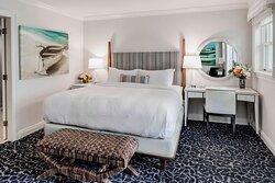 Two-Bedroom Marina Suite - King Bedroom