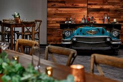Ryman - Caddy Bar Reception Setup