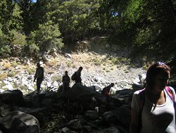 Icehouse Canyon, Angeles National Forest, CA