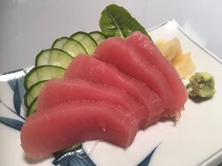 Tuna Sashimii