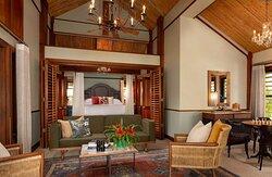 Island Grand Bed Room