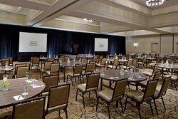 Grand Ballroom - Reception Setup
