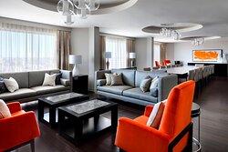 Renaissance Suite - Living Area