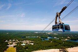 Stone Mountain – The Summit Skyride