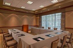 Yankee Meeting Room - U-Shape Setup