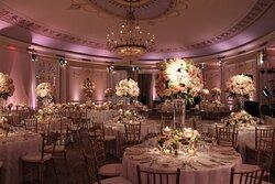 Oval Room - Wedding Reception
