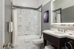 Landmark Building Guest Bathroom