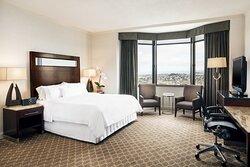 One-Bedroom Bayview Suite - Bedroom