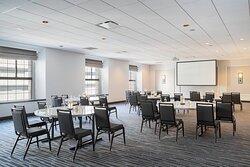 Crescent/Wilbur/Colonial Meeting Room - Banquet Setup