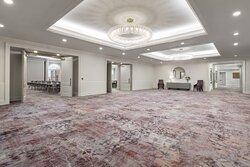 Grand Ballroom Pre-Function Area