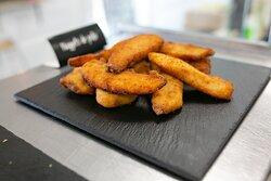 ¡Los mejores Nuggets de Pollo que has probado nunca! El toque de nuestro chef es único.