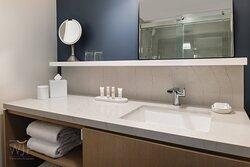 Guest Bathroom- Vanity