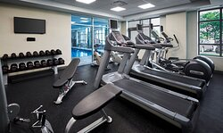Refresh and Renew in our Renovated Fitness Facilities