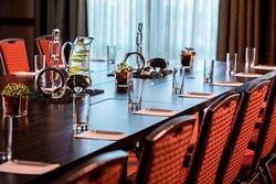 Chautauqua Meeting Room - Conference Setup