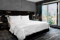King Premier Suite - City View