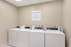 Laundry Facility Holiday Inn Express & Suites Moses Lake