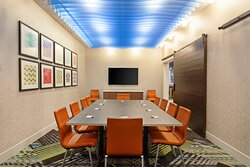 Our Meeting room Holiday Inn Express & Suites Moses Lake