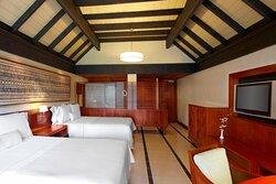 Ocean View Double Guest Room