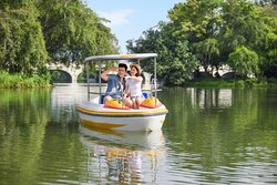 Putrajaya - Lakeside