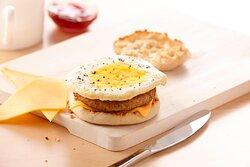 Build a Breakfast Sandwich