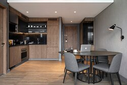 Apartment - Kitchen & Dining Room