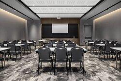 Meeting Room 1 - Classroom Setup