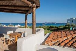 3 Bedroom Villa, Villa Turchese, Terrace, Sea View