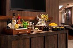 M Club - Dining Area