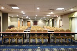 Spacious Meeting Room for all occassions! Call hotel for details.