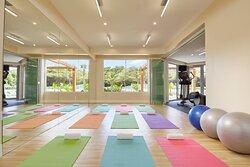 Fitness Center - Yoga Studio