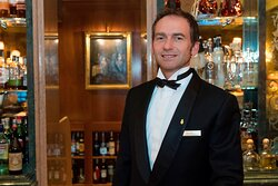 Bar Longhi - Head Barman Cristiano Luciani