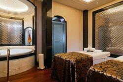 Karma Spa Wellness & Fitness - Couple Massage Treatment Room
