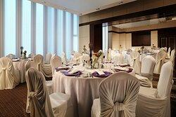 Prusa Meeting Room – Banquet Setup