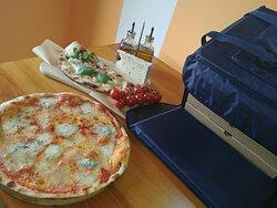 Do wyboru pizza i calzone