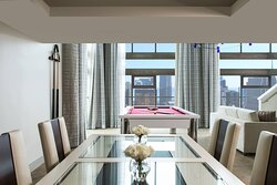 Luxury Suite Collection - Dining Area