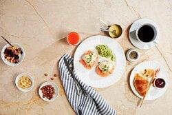 Kitchen & Bar - Breakfast