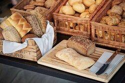 Scandic breakfast bread