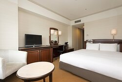 Premium Economy Class - Double Room 23m2, Bed Width: 160cm