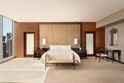 Royal Suite - Master Bedroom