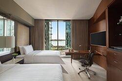 Three-Bedroom Apartment - Twin/Twin Bedroom