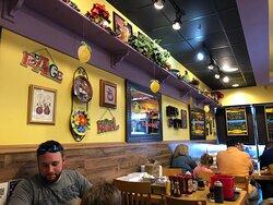 Berry Fresh Cafe, Jupiter, Florida