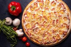 Любая пицца за 400 руб. При заказе 2х пицц скидка - 20%, 3х и более - 30%