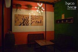 Lounge Baco