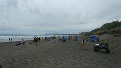 Main Beach area